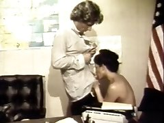 Vintage: Old School Office Fuck-fest