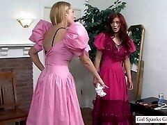 Cinderella Spankings: Day 3