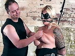 Big Tit Punishment