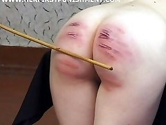 2 russian nuns spanked and lashed brutally for being filthy