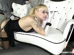 Monicamilf in a classic 30's porn vid from Norway - Pay for your puss