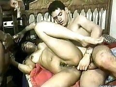 भयंकर चुदाई Com o tchan pegando fogo