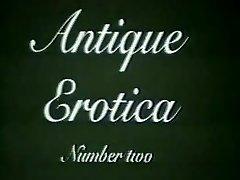 Starinski 1950&амп;#039;s 1960&амп;#039;autentični Starinski Erotika s 2-e xlx