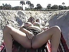 Incredible Webcams, Beach porn movie