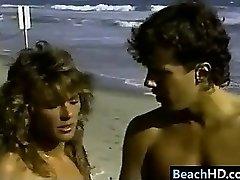 vintage prekleto na plaži