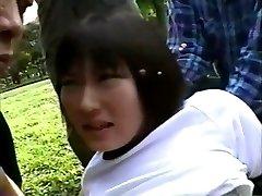 japanski джоши kousei javno-bukkake klasicni girl 1
