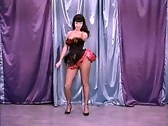 Vintage Striptizeta Film - B Stran Teaserama posnetek 2