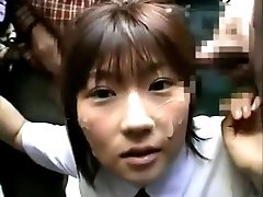 Jpn ג 'ושי kousei ציבורי, גמירה נערה וינטאג' 2