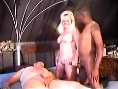 Amazing homemade Big Orbs, Threesomes adult flick