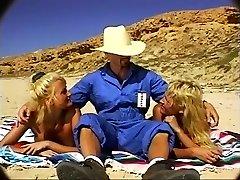 Exotic pornstars Dawn Burning and Stacy Valentine in amazing cunnilingus, platinum-blonde porn vid