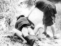 Antīko Porno - Bezmaksas Braukt - Agrīnā 1900's, Erotika