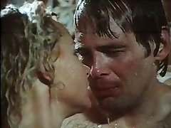 1970s movie scene Hard Erection shower sex episode