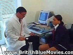 british spanking - andrea nadia spinks