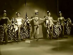 burlesk-striptease show-mega mix-23-retro