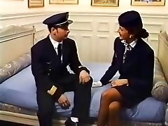 Classic french stewardess Two
