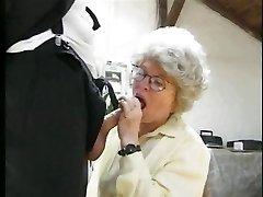 Vācijas vecmāmiņa