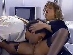 Tracey Adams - This Nun ENJOYS the DICK!