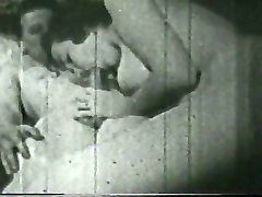 Poon vintage couple fuck