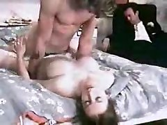 vintage - wedding hotwife