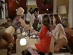 Retro Prantsuse Porno Koos Õde Brigitte
