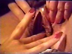 Vintage Fingering and Deepthroating