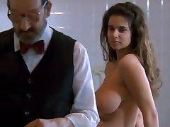 1.Debora Caprioglio लाल शिमला मिर्च दृश्य examen docteur