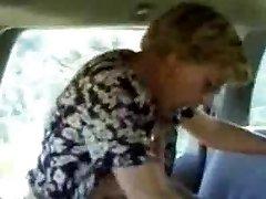 Mummies Avenue Homemade Plowing In Their Car