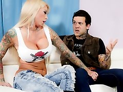 Lolly Ink in Moms Of Anarchy, Sequence #01 - BurningAngel