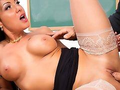 Mahina Zaltana & Alan Stafford in My First Sex Tutor