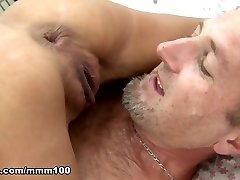 Lyna Cypher & Terry in Deep Anal Expansion And Super Hot Spurting - MMM100
