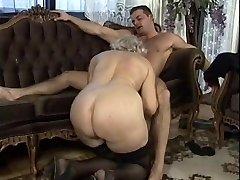 German Granny Fuck-a-thon