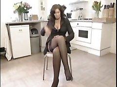 Ultra-kinky British Housewife