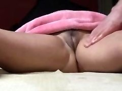 Covert Aged Wife Massage