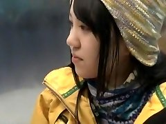 Incredible Chinese whore Anna Momoi, Nozomi Wakui in Amazing Girlfriend, Public JAV video