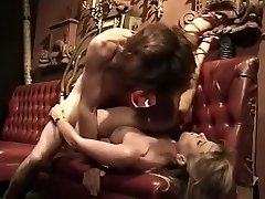 Dave Hardman Tongue Grappling with Feista Feasts Raw Meaty Clit