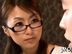 Xxl titted asian mature gets drilled rock hard in from behind