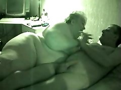 Good Night Kisses for Busty Grandmother by snahbrandy