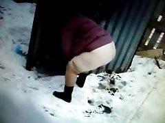 Grannies in the rest room! Amateur mixed! (hidden webcam)