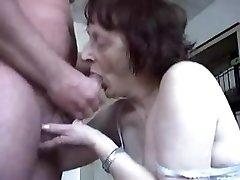 Granny Blowjobs Compilation
