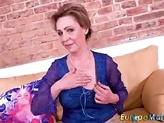EuropeMaturE Milena Geting Super-naughty During Sexy play