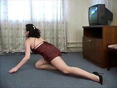 Russian tramp Irina