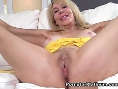 Erica Lauren in Colorful Solo - PornstarPlatinum
