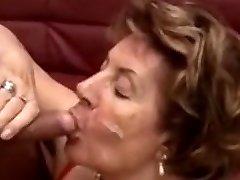 Cum for grannie Martha