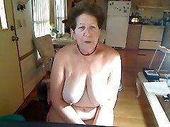 The Grandmother Singing Stripper Strikes Again