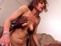 Lil' Tits Big Nipples Mature Pulverizes More