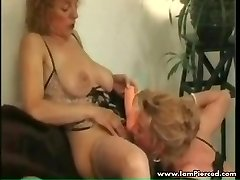 I am Pierced Mature sluts with piercings going knuckle deep arse pussy
