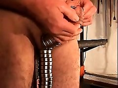 Im pierced with Ample Earrings figure piercing fetish
