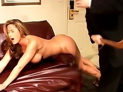 Robber smacks and finger tears up Mature lady
