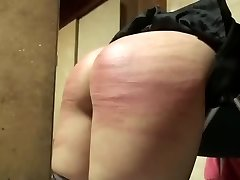 Freaks of Nature 115 Caning Immense Butt