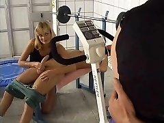Alexandra Ross in Gym (Gr-2)